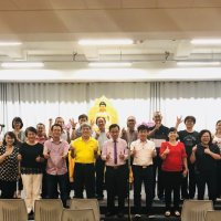 VIRTUOUS FRIENDS IN SONG OF PRAISE @BW MONASTERY 14 OCT 2017