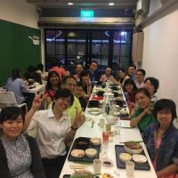 LUNAR NEW YEAR GET-TOGETHER FOR A YUMMY VEGETARIAN MEAL! Class @ BW MONASTERY (WATER DISTRICT)