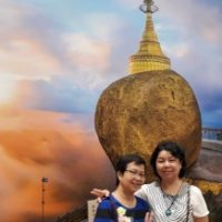 A PRACTITIONER'S REFLECTION #6 @BW MONASTERY ~ GOLDEN MRD OFFERING THROWBACK S20Z142E