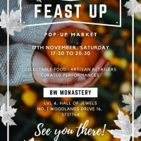 FEAST UP @BW MONASTERY ON 17.11.18