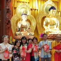 BIRTHDAY BLESSING PACKAGE WITH GRAND OFFERING AND 88 BUDDHAS REPENTANCE PUJA 生日祈福, 佛前大供与88佛惨 11.11.18 @BWMONASTERY