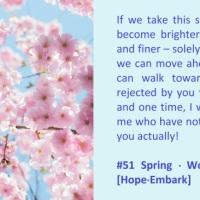 希望・新生 HOPE ・EMBARK #015 @BW MONASTERY