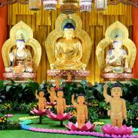 2021 Welcoming Prince Siddhartha Puja [♡NLINE] 迎太子点灯法会 2021 «诵金刚经»